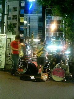 ストリート・ジャズ