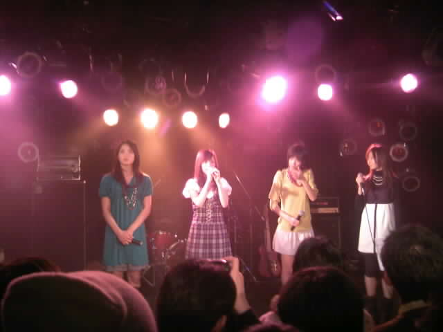 Chocolove Live at CLUBPHASE