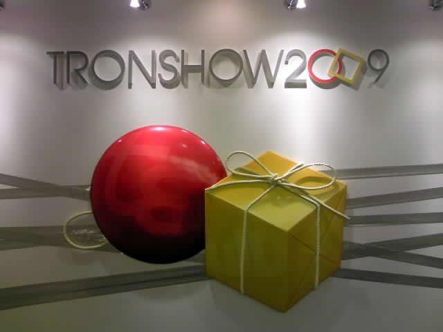 TRON SHOW 2009