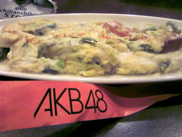 『アイドルの夜明け』公演 AKB48-B