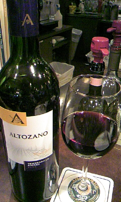 ALTOZANO TEMPRANILLO& SHIRAZ